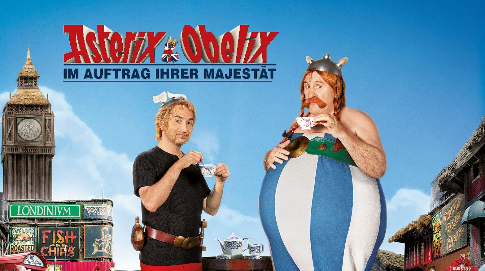 Asterix Und Obelix Kino