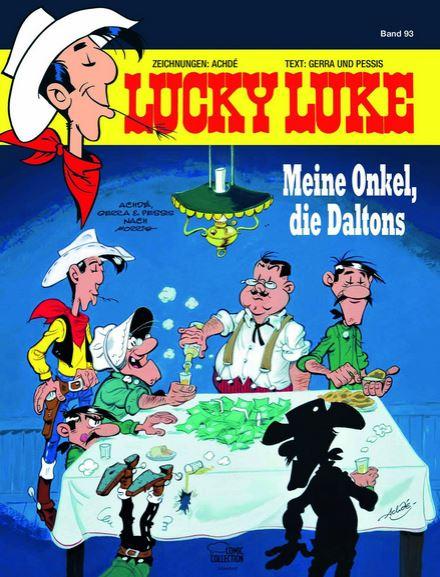 Achdé: Lucky Luke # 93 - Meine Onkel, die Daltons - HIGHLIGHTZONE