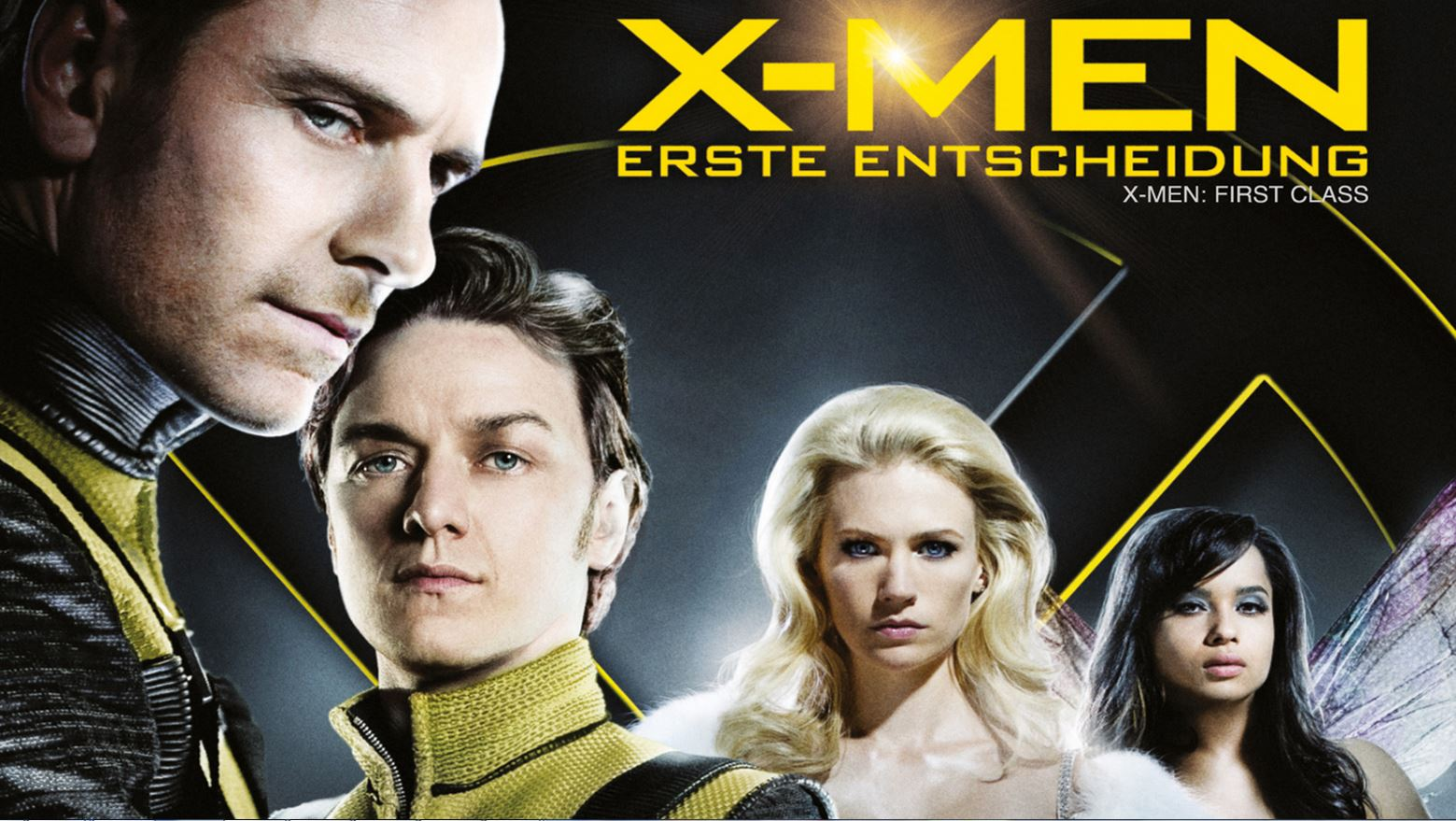 X Men Erste Entscheidung