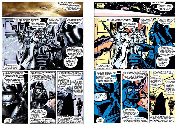 Star Wars Comic Kollektion 48 Darth Vader und der Schrei der Schatten Panini NEU