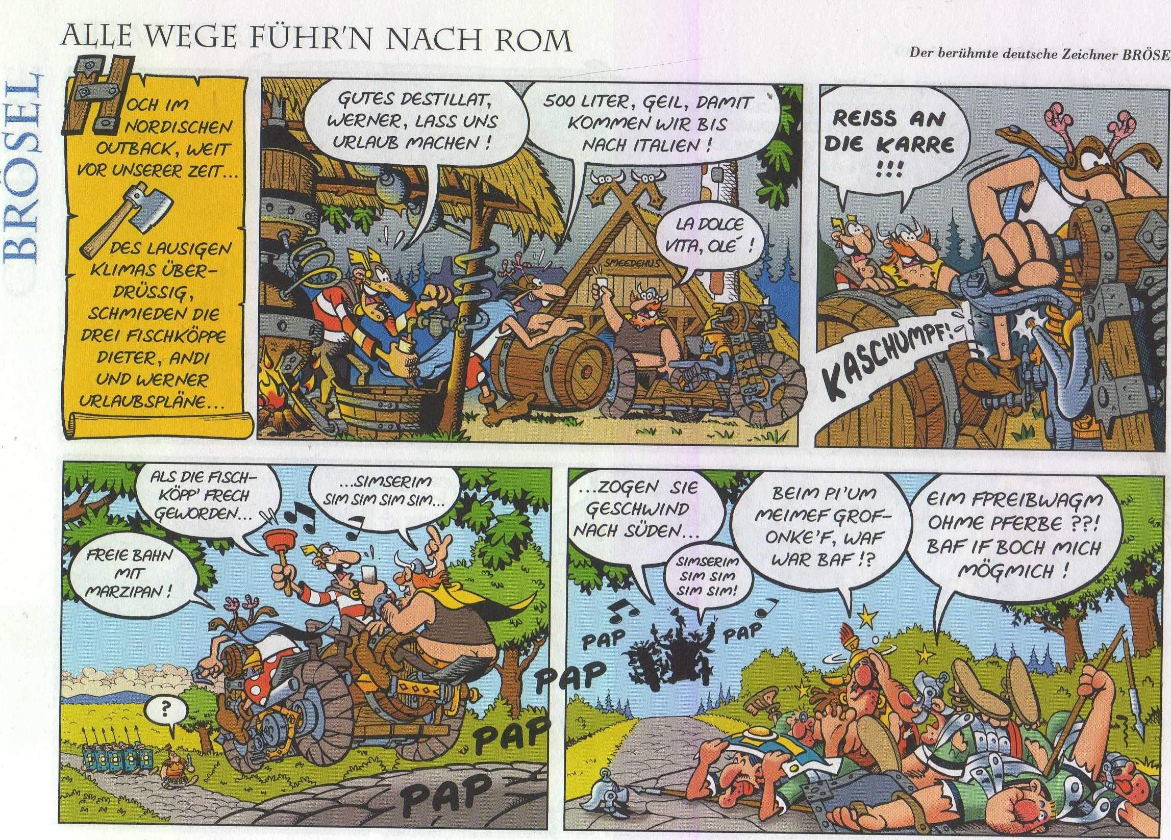 Asterix Und Freunde