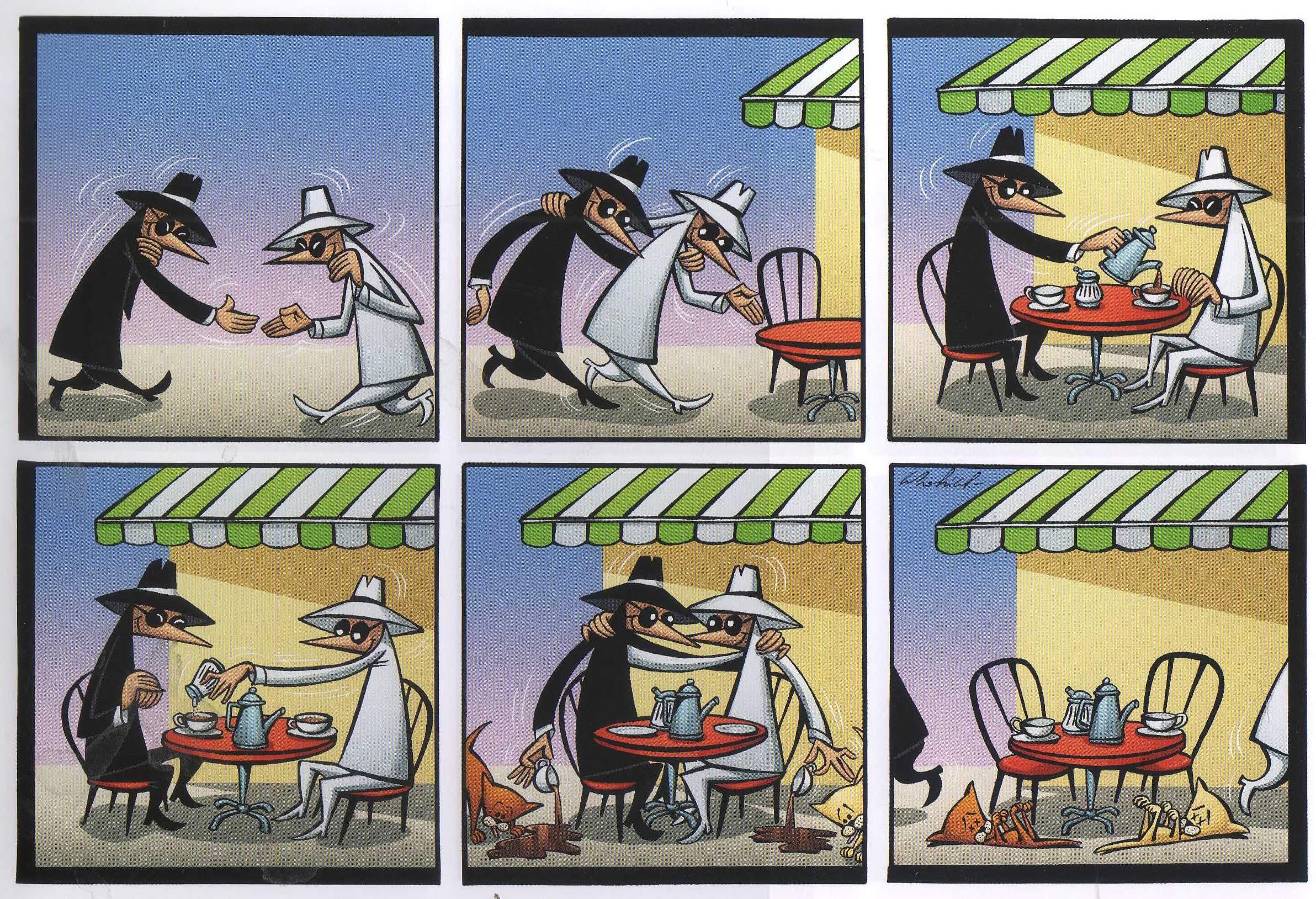 Spion Und Spion