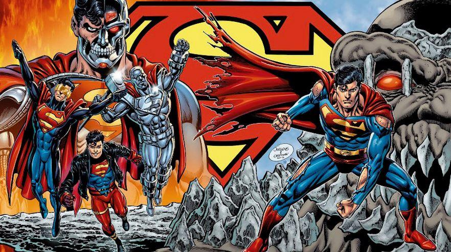 Superman Tod