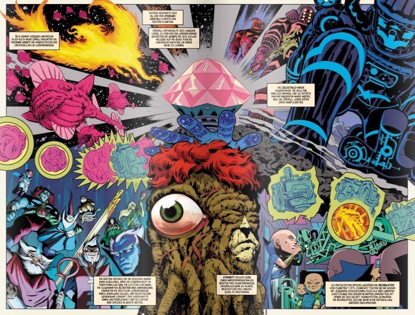 Marvel Geschichte